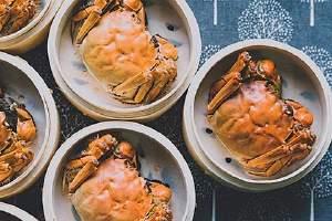 大闸蟹怎么蒸多长时间最好是,大闸蟹去世了能不能吃缩略图