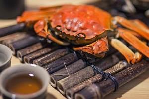 螃蟹六不吃代表什么意思,大闸蟹一般吃啥缩略图