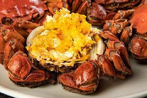 大闸蟹和红心柚能够同吃吗,大闸蟹和红心柚一起吃完该怎么办缩略图