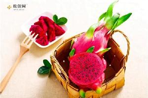 月生理期可以吃红心图片火龙果吗 红心图片火龙果为什么是鲜红色的缩略图