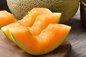 哈密瓜是凉性食物吗,哈密瓜吃完是否会容易上火缩略图