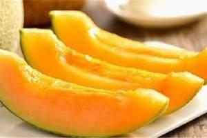 孕妇可以吃哈密瓜吗,哈密瓜有什么功效缩略图