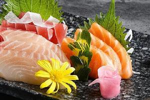 三文鱼如何切,三文鱼如何摆盘装饰漂亮缩略图