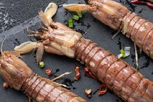 皮皮虾何时最肥最美味,公皮皮虾有膏吗缩略图