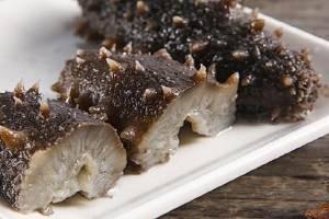 海参的营养成分和作用,海参何时吃最好是缩略图