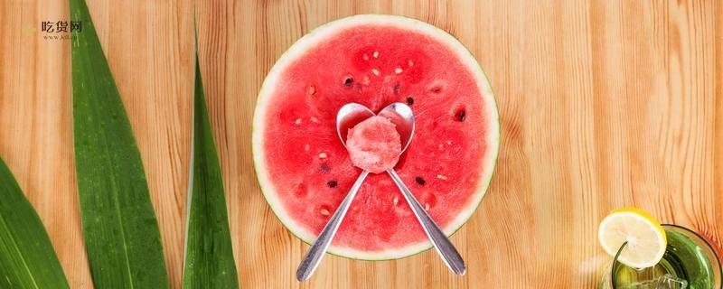 西瓜有一部分坏掉还能吃吗,和坏西瓜放一起的西瓜能吃吗插图