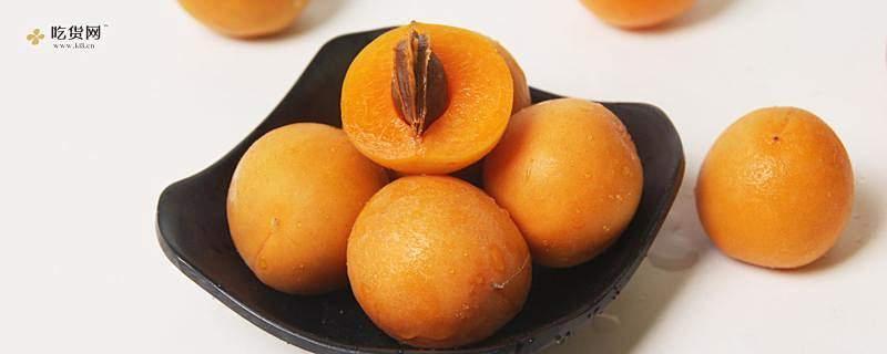 青芒和杏能够一起吃吗,甜杏仁青芒能否一起吃缩略图