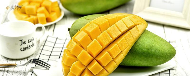芒果刚软剥掉便是灰黑色的是什么原因,芒果软的美味或是硬的美味插图