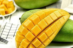 芒果刚软剥掉便是灰黑色的是什么原因,芒果软的美味或是硬的美味缩略图