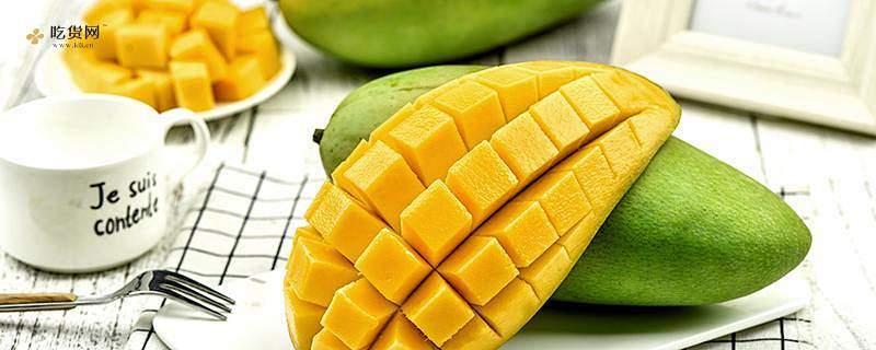 越南地区大青芒硬的能吃吗,哪些人不宜吃芒果缩略图