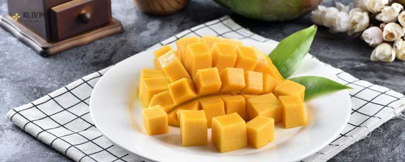 芒果和什么不能混着吃,菠萝与芒果可以一起吃吗插图