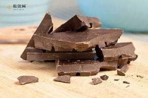吃纯黑巧克力有哪些好处呢 吃完有6个益处缩略图