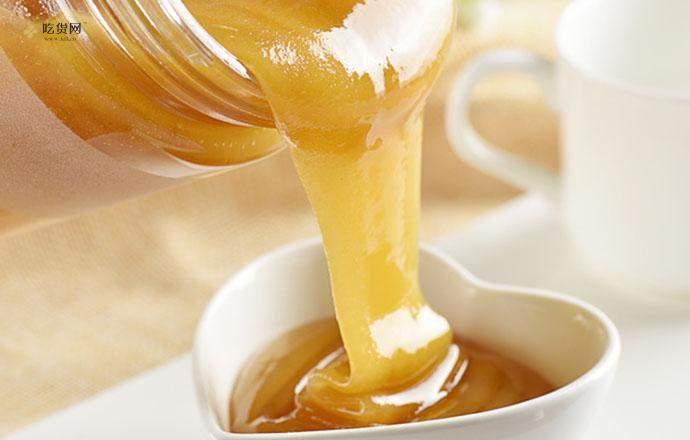 喝了纯蜂蜜能吃芒果吗,青芒纯蜂蜜汁的作法插图