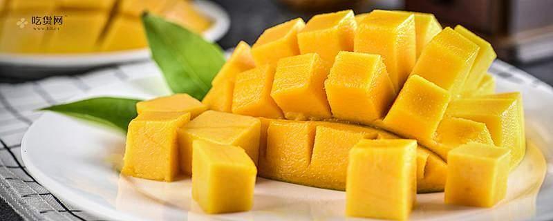 芒果怎么吃,芒果一天吃几个为宜缩略图