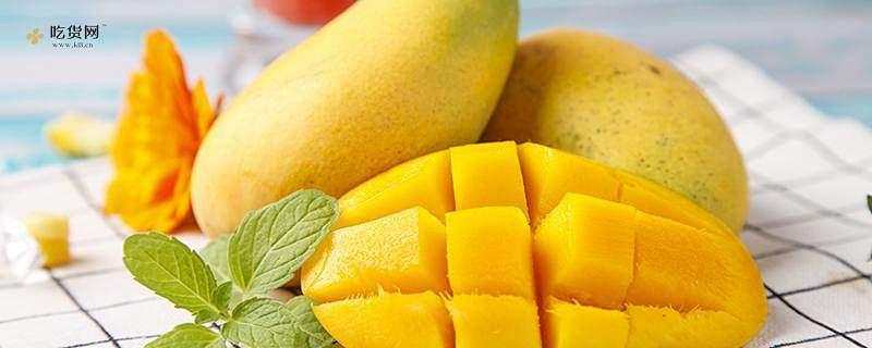 女人吃芒果的好处和坏处,吃芒果上火吗缩略图