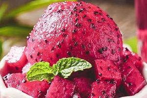 红心图片火龙果是寒凉的吗,火龙果尿红要排几日缩略图