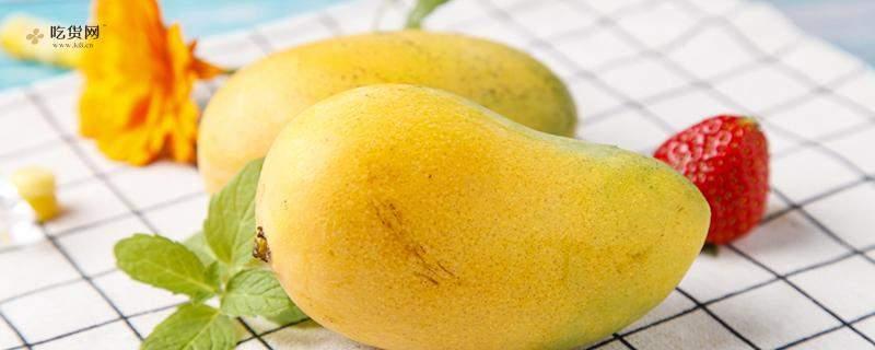 没熟的芒果怎么处理,芒果没熟切开了怎么办插图