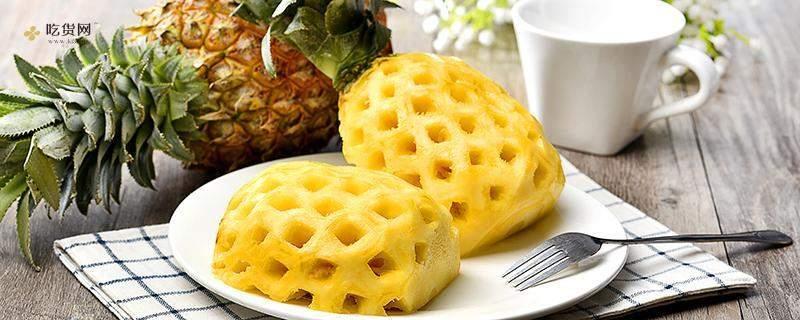菠萝和芒果能一起吃吗,芒果与菠萝同吃会怎样插图
