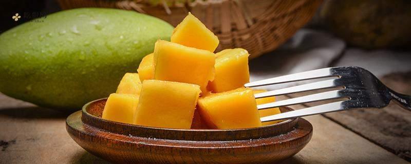 哪些人不适合吃芒果,经期可以吃芒果吗插图