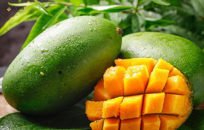 青芒和红心火龙果能一起吃吗,吃芒果能减肥瘦身插图