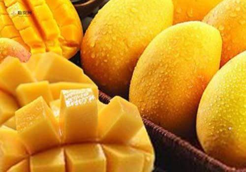 芒果里含有什么营养 芒果吃了有什么功效插图