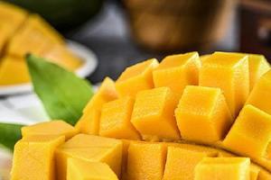 女性吃芒果有什么好处和坏处,吃芒果的最佳时间缩略图