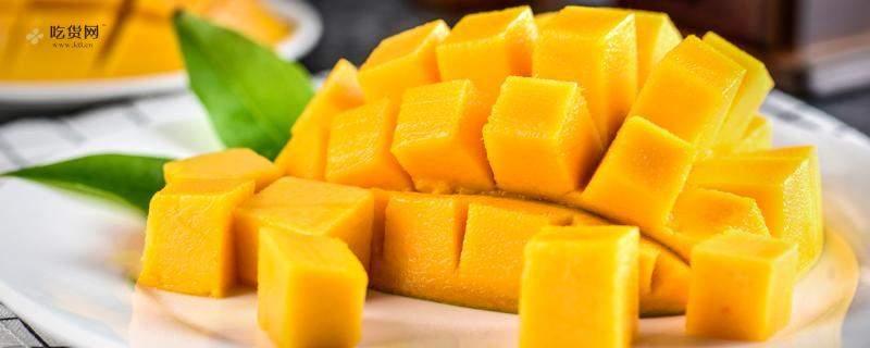 芒果里面稀软还能吃吗,芒果外面好的里面软烂是怎么回事插图