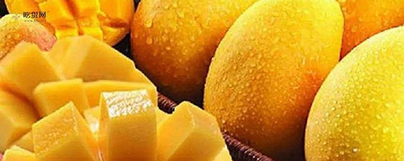 芒果怎么剥皮,芒果皮能吃吗缩略图