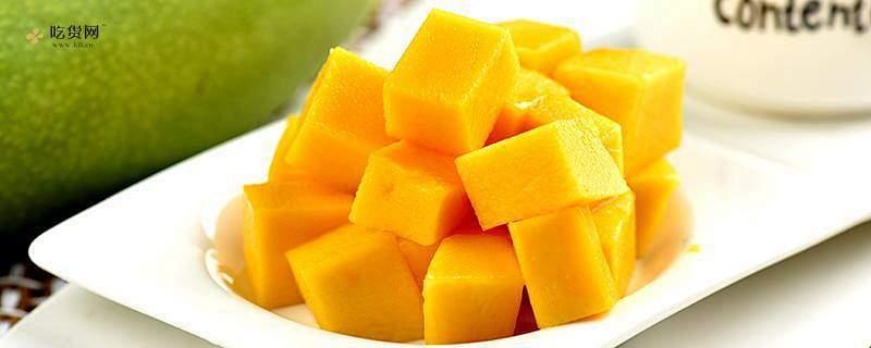 芒果不能和什么一起吃,芒果怎么吃丰胸缩略图