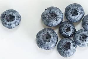 蓝莓吃是多少粒会中毒了,吃蓝莓中毒了是什么原因缩略图