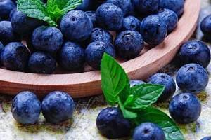 蓝莓可以吃皮的吗,蓝莓皮有什么作用缩略图