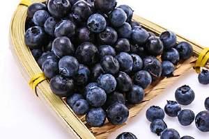 蓝莓吃是多少适合,一天吃完60多个小蓝莓缩略图