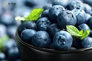 人流术后可以吃蓝莓吗,人流术后何时吃蓝莓缩略图
