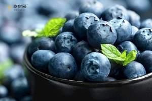 蓝莓和什么打汁好吃 蓝莓和这5种水果榨汁使你清爽一夏缩略图