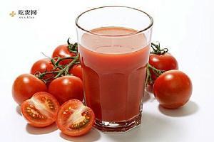 西瓜西红柿汁的作法,西瓜西红柿汁如何做缩略图
