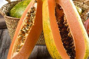 木瓜少年儿童吃完有哪些好处呢和弊端,孩子吃木瓜会成熟吗缩略图
