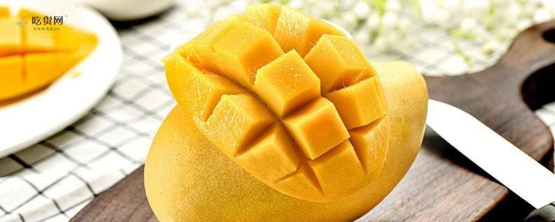 芒果热量高吗易发胖吗,芒果怎么吃不容易胖插图