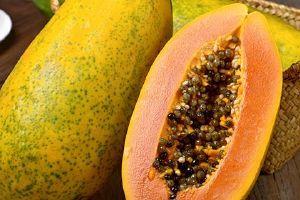 黄木瓜和青木瓜哪一个发奶效果非常的好,木瓜牛乳催奶作法缩略图