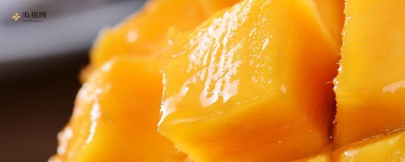 青芒吃完对身体有哪些好处呢,适当吃芒果有什么作用插图