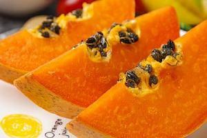 吃木瓜有哪些好处呢和弊端,木瓜如何吃较为丰胸美乳缩略图
