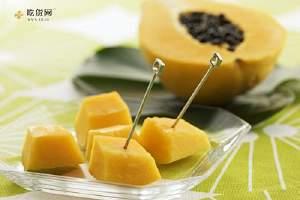 木瓜有苦涩味是什么原因 木瓜有点儿苦能吃吗缩略图