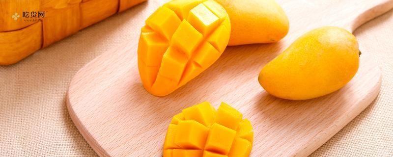 芒果不能与什么同吃,芒果吃多了会怎么样插图