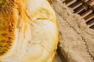 榴莲一天可以吃几瓣,榴莲有哪些营养成分缩略图