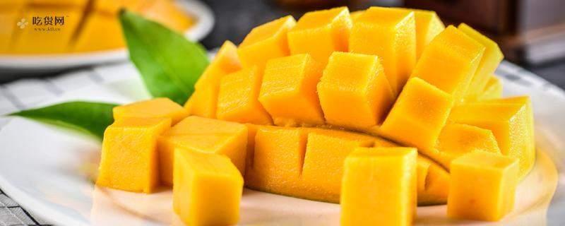 吃芒果后不能吃什么,孕妇能不能吃芒果插图