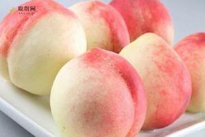 """桃子有哪些营养成分,它被称作""""天下第一果"""",滋补血气,养阴生津!缩略图"""
