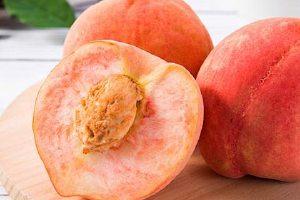 桃子煮了以后能够放电冰箱吗,桃子放电冰箱冻掉色了还能吃吗缩略图