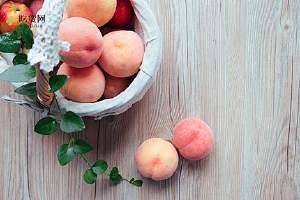 提子和桃子能不能一起吃 桃子一天吃几个最好缩略图
