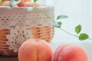 桃子冷藏室温度是多少适合,桃子冷冻可放多久缩略图