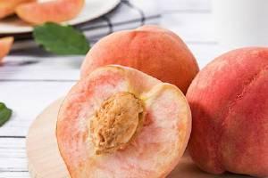 桃子发热量高吗,桃子晚上吃行吗缩略图