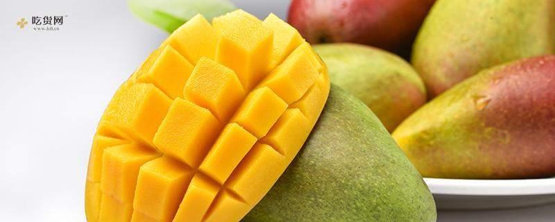 没熟的青芒果怎么吃,大青芒很硬可以直接吃吗插图